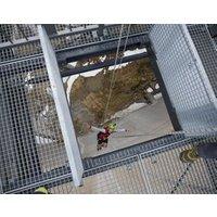 Outdoor Klettern Abseilstation Finkenberg