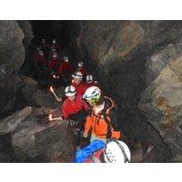 Höhlentrekking Sautens, Tirol
