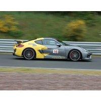 Supersportwagen selber fahren Rennstrecke Bilster Berg
