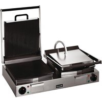 lincat-lynx-400-electric-twin-ribbed-grill-lrg2