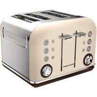 Buy Morphy Richards Accents 4 Slot Toaster Sand - Nisbets plc