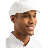 Whites Unisex Bakers Cap White Size: One Size