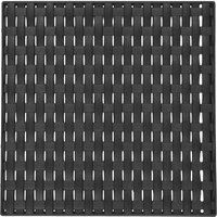 Bolero Charcoal PP Wicker Swatch