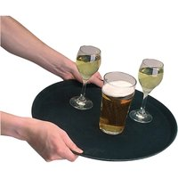 kristallon-plastic-round-anti-slip-tray-black-14-in