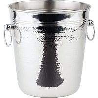 aps-hammered-stainless-steel-wine-champagne-bucket