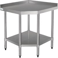 vogue-stainless-steel-corner-table-600mm