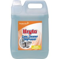 Bryta Kitchen Cleaner and Degreaser Concentrate 5Ltr (2 Pack) Pack of 2