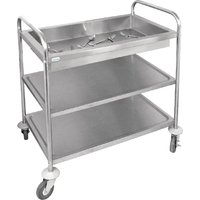 vogue-stainless-steel-3-tier-deep-tray-clearing-trolley