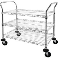 vogue-chrome-3-tier-wire-trolley