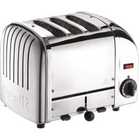 Buy Dualit 3 Slice Vario Toaster Polished 30084 - Nisbets plc