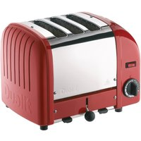 Buy Dualit 3 Slice Vario Toaster Red 30085 - Nisbets plc