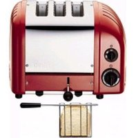 Buy Dualit 2 + 1 Combi Vario 3 Slice Toaster Red 31214 - Nisbets plc