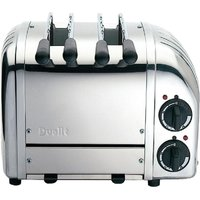 Buy Dualit 2 Slice Vario Sandwich Toaster Polished Finish 21056 - Nisbets plc