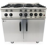 Parry 600 Series Oven Range GB6N