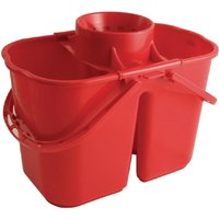 jantex-colour-coded-twin-mop-buckets-red