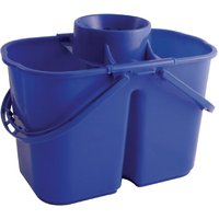 jantex-colour-coded-twin-mop-buckets-blue