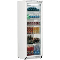 Mondial Elite Glass Door Fridge 380 Ltr
