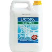 Bactosol Glass Renovator Concentrate 5Ltr (2 Pack) Pack of 2