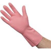 Jantex Household Glove Pink Small Size: S