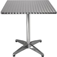 bolero-square-bistro-table-stainless-steel-700mm