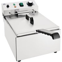 Nisbets Essentials Single Tank Electric Fryer