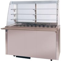 Moffat Versicarte Multi Tier Chilled Display VCRD3TR
