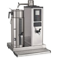 Bravilor B10 HWL Bulk Coffee Brewer with 10Ltr Coffee Urn and Hot Water Tap 3 Phase