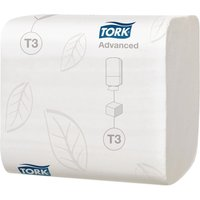Tork Premium Folded Toilet Paper 2-Ply (Pack of 30) Pack of 30