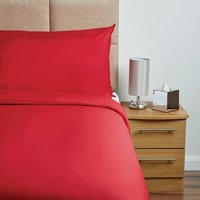Comfort Cairo Duvet Cover Ruby Super King