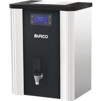 Burco 10Ltr Auto Fill Wall Mounted Water Boiler with Filtration 069818