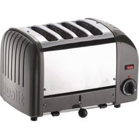Buy Dualit 4 Slice Vario Toaster Charcoal 40348 - Nisbets plc