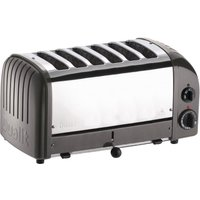 Buy Dualit 6 Slice Vario Toaster Charcoal 60156 - Nisbets plc