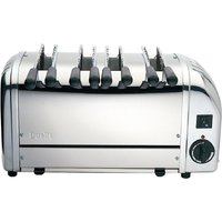 Buy Dualit 4 Slice Sandwich Toaster Stainless Steel 41036 - Nisbets plc