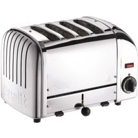 Buy Dualit 4 Slice Vario Toaster Stainless 40352 - Nisbets plc