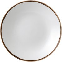 Dudson Harvest Deep Coupe Plates Natural 255mm (Pack of 12) Pack of 12