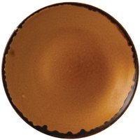 Dudson Harvest Deep Coupe Plates Brown 255mm (Pack of 12) Pack of 12