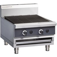 Cobra Countertop Natural Gas Chargrill CB6-B