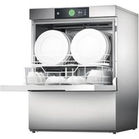 Hobart Double Basket Undercounter Dishwasher with Water Softener Care-10B