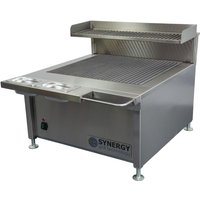Synergy SG630 Compact Grill with Garnish Rail and Slow Cook Shelf