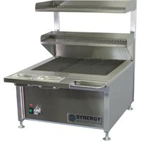 Synergy ST630 Grill with Garnish Rail and Slow Cook Shelf