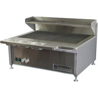 Synergy ST900 Deep with Garnish Rail and Slow Cook Shelf