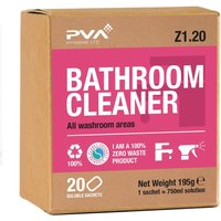 PVA Bathroom Cleaner x 20 sachets Pack of 20