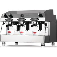 Fracino Contempo Espresso Coffee Machine Automatic 3 Group CON3E