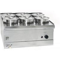 Parry 6 Pot Bain Marie PWB6