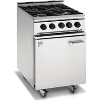 Parry 4 Burner Natural Gas Oven Range GB4