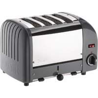 Buy Dualit 4 Slice Vario Toaster Cobble Grey 40514 - Nisbets plc
