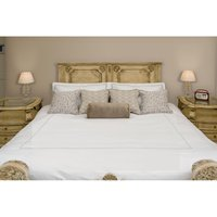 Heritage Elegance Double Duvet Cover