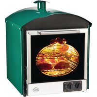 King Edward Bake King Solo Oven Green BKS-GRE