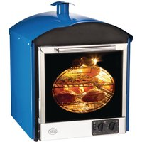 King Edward Bake King Solo Oven Blue BKS-BLU