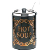 Victorian Soup Kettle Westminster